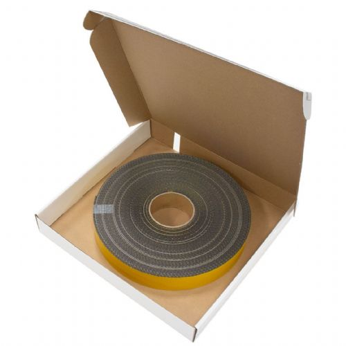 Intumescent Pipe Wrap 25m Roll Fire Rated CE Marked